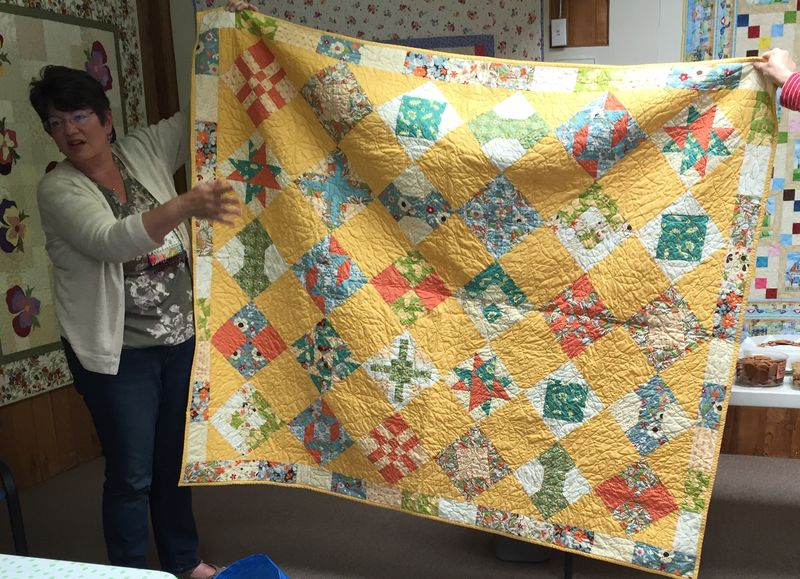 Mt Bachelor Quilters Guild: New Member Social