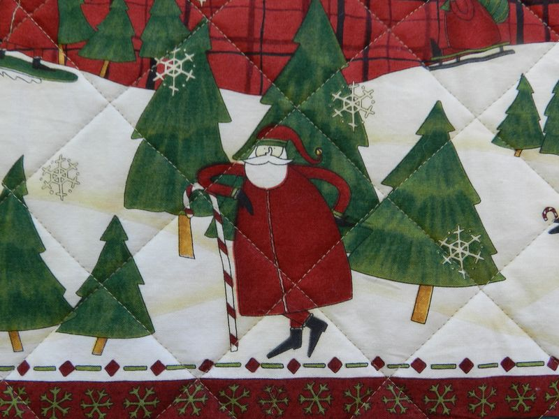 Santa Considers the Big Day (2)