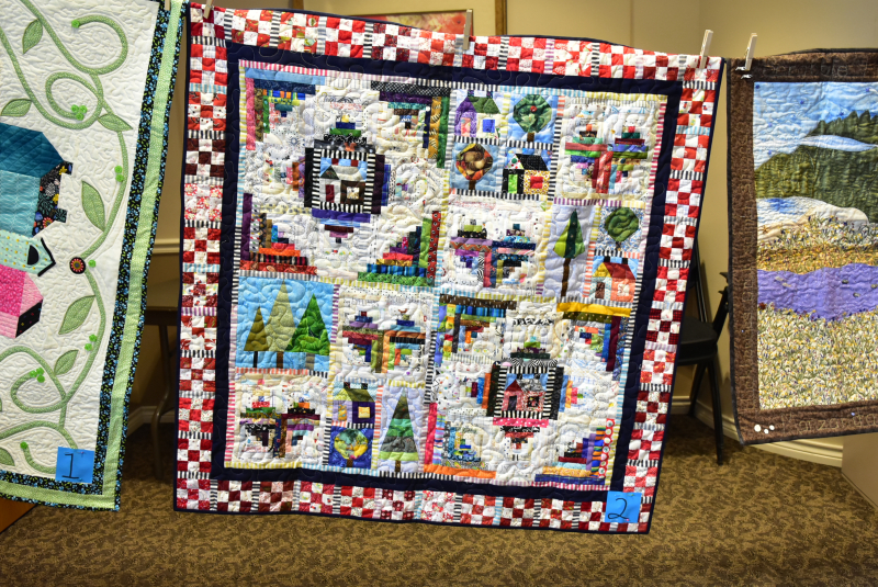 2019 Challenge Quilts (2)