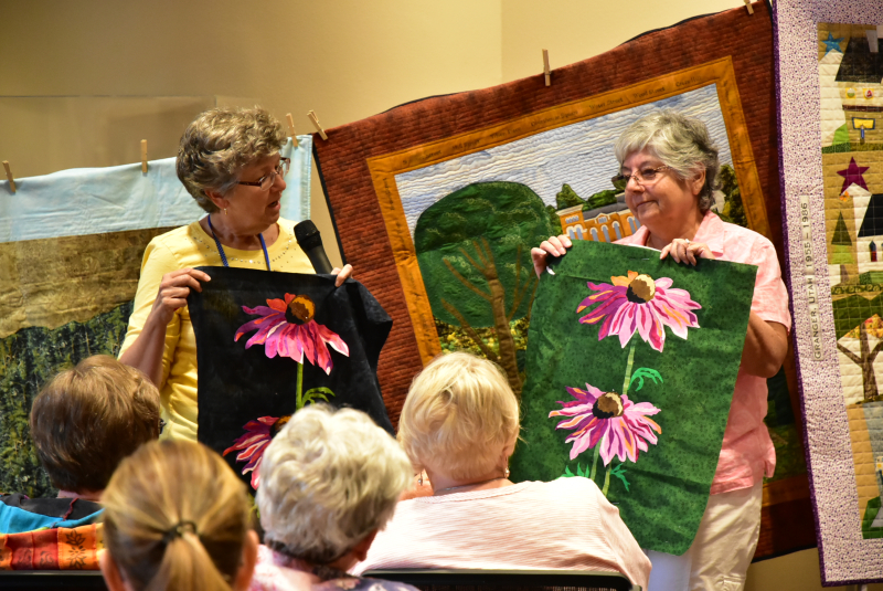 2019 Quilt Week Show and Tell (9)
