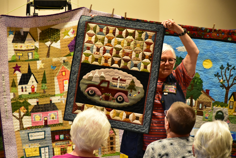 2019 Quilt Week Show and Tell (15)